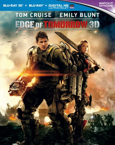 Edge of Tomorrow 2014 720p BluRay 900mb AC3 5.1