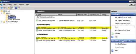 crm 2011 prompts credentials then gives 401 error | Srinirn-Xrm