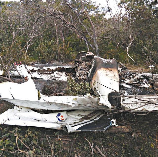 São Miguel do Guaporé! Uma das vítimas que estava no avião que caiu na reserva indígena é identificada