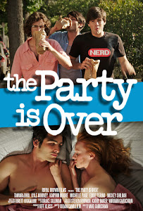 The Party Is Over Poster