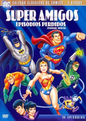 Superamigos: Episódios Perdidos