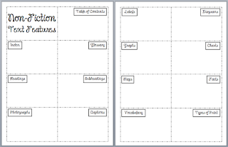 Printables Text Features Worksheets 4th Grade non fiction know it alls this last printable is based on the 4th grade common core standards for reading informative texts my students are truly going to