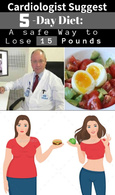 cardioligist 5 day diet