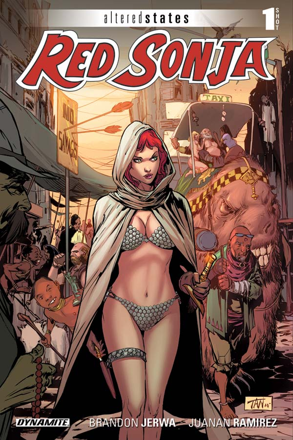 Red Sonja Altered States