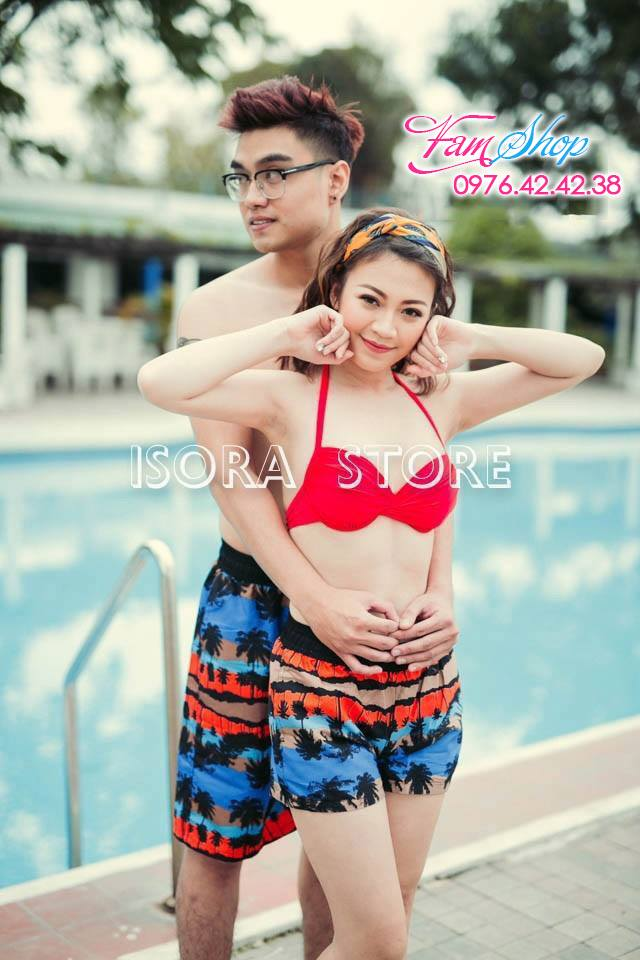 Cua hang do di bien tai Hoan Kiem