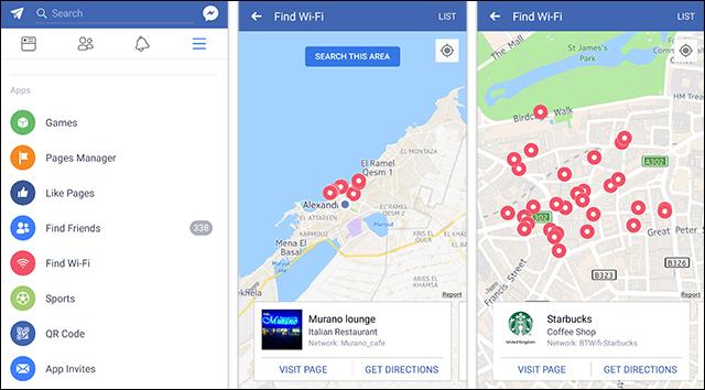 هناك تطبيقات كثيرة تستطيع ان تفعل ذلك لكننا نريد أن نستعرض معكم فى هذا المقال طريقة سوف تستطيع من خلالها معرفة شبكات الواي فاي المجانية والقريبة منك فقط عن طريق تطبيق فيس بوك الرسمي.