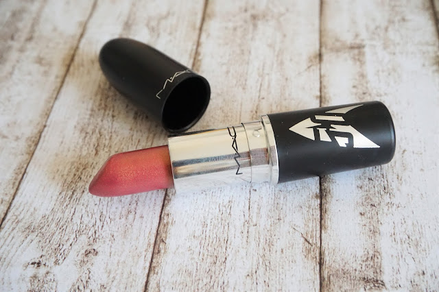 MAC - Lustre Lipstick Where no Man has gone before