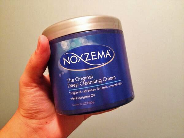 How To Use Noxzema >> We Got A One Way Ticket Product Review Noxzema The