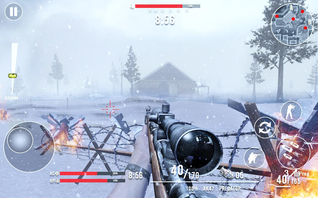 Call of Sniper WW2 Final Battleground MOD APK terbaru