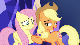 Here we see the rare Goofball Fluttershy