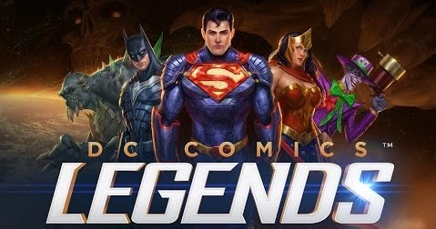 DC Legends Mod Apk v1.10 God Mode/Massive damage Update