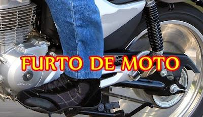 Jardim Alegre-PM registra furto de duas motos na cidade