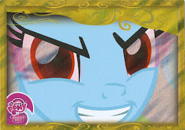 MLP The Great and Apologetic Trixie Series 2 Trading Card