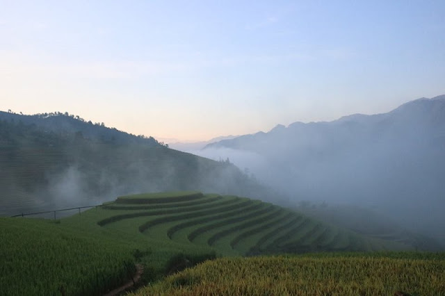 What is Mu Cang Chai tourism? 1