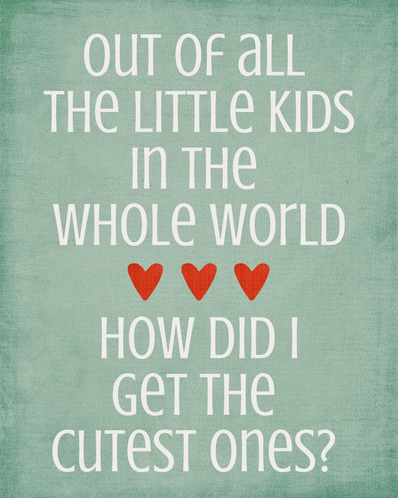 A Pocket Full Of LDS Prints: Cute Quotes For Kids