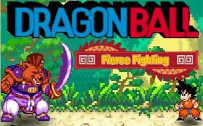 Dragon Ball Fierce Fighting - Jeu de Combat sur PC