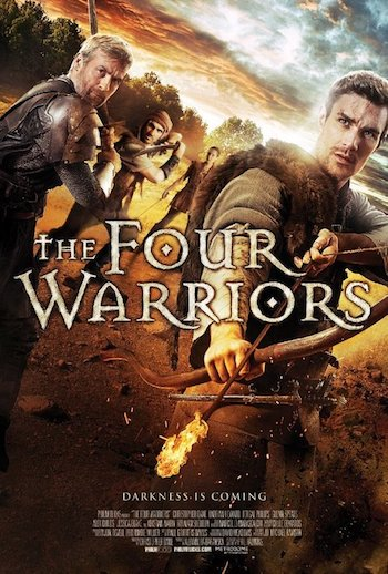 The Four Warriors 2015 Dual Audio Hindi Full Movie Download