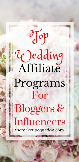 Wedding Affiliate Programs