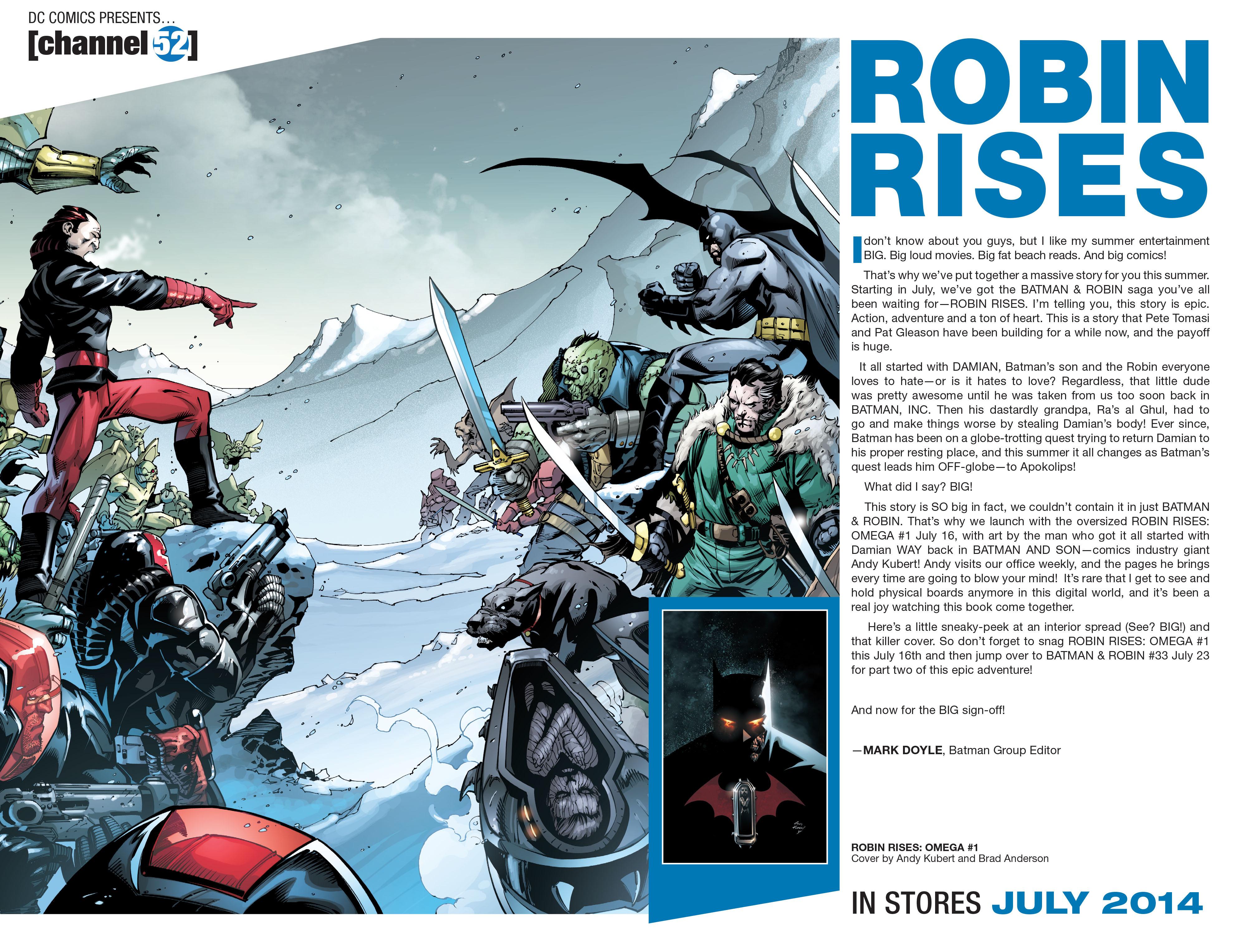 Read online Aquaman (2011) comic -  Issue #32 - 27