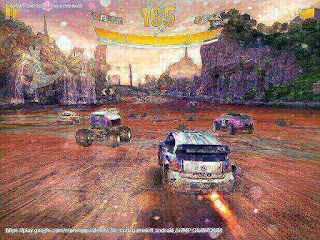 لعبة سباق أسفلت اكستريم Asphalt Xtreme للاندرويد apk
