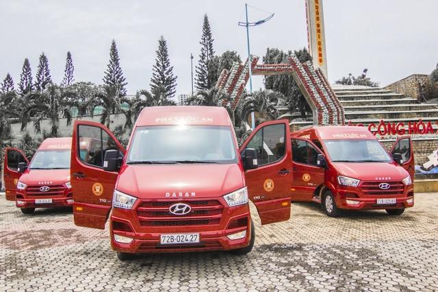 Địa chỉ thuê xe limousine từ Vũng Tàu đi sân bay Tân Sơn nhất uy tín
