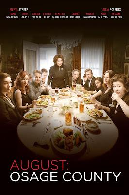 sierpień w hrabstwie osage film recenzja meryl streep julia roberts