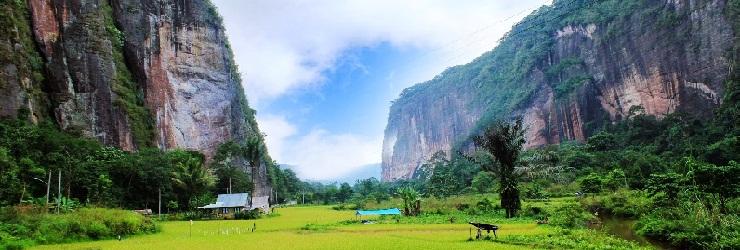tempat wisata di sumatera barat yang menarik