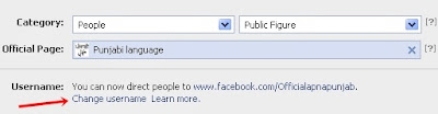 How to Change Your Facebook Page URL or Username