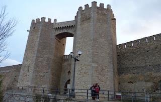 Morella, Puerta de San Miguel.