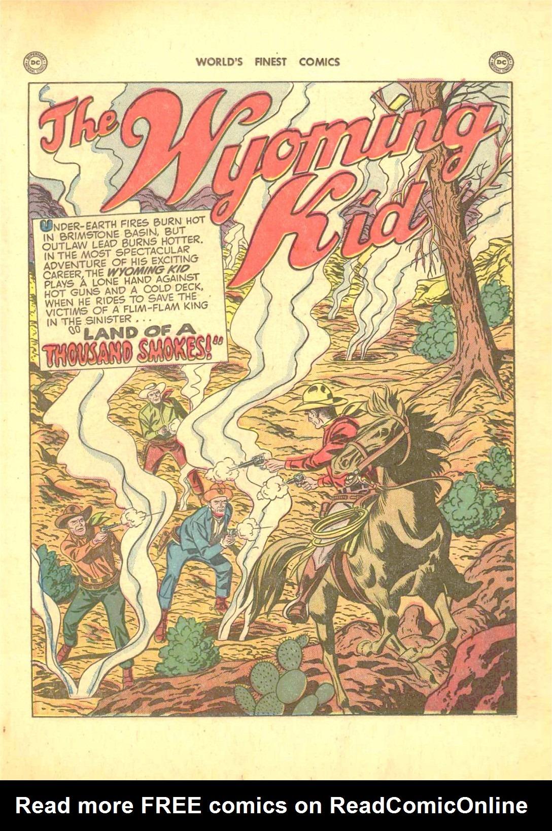 Read online World's Finest Comics comic -  Issue #50 - 39