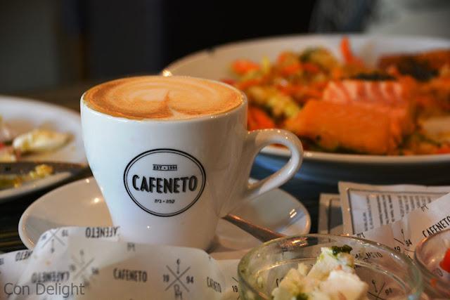 קפה בקפה נטו cafe neto coffee