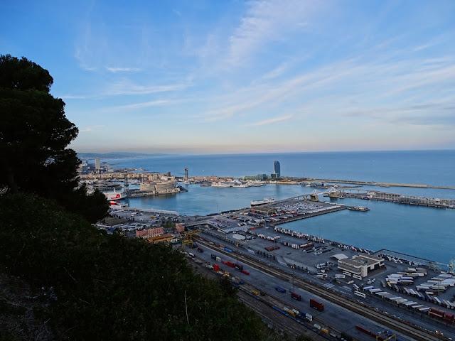 Wzgórze Montjuic - atrakcje Barcelony