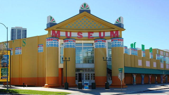 Children's Museum of Houston, Texas, USA, 1992
