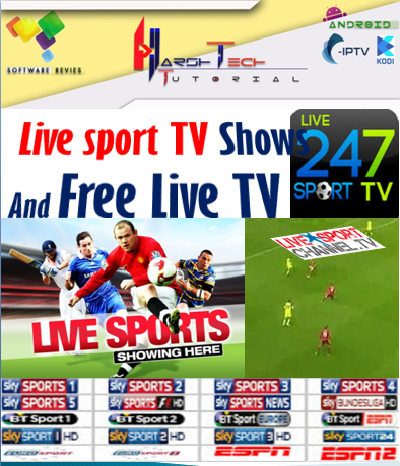 DOWNLOAD ANDROID  live sport TV  App AND YOU CAN WATCH OVER 100's OF FREE CABLE TV CHANNEL,SPORTS,MOVIES ON ANDROID DEVICE'S.