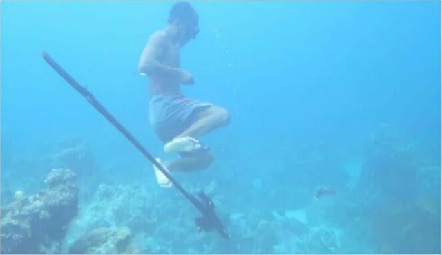 Suku Bajo kuat menyelam lama