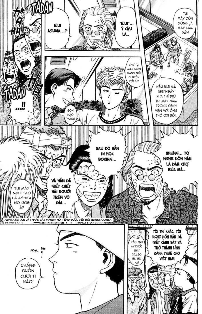 Psychometrer Eiji chapter 27 trang 9