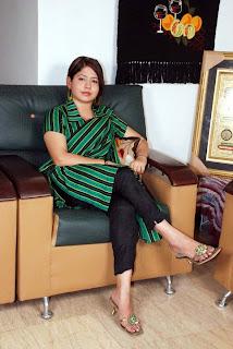 open legs in salwar