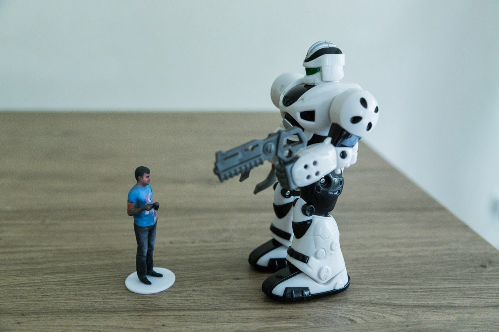 Use Your Xbox 360 and Kinect To Create 3D Figures of