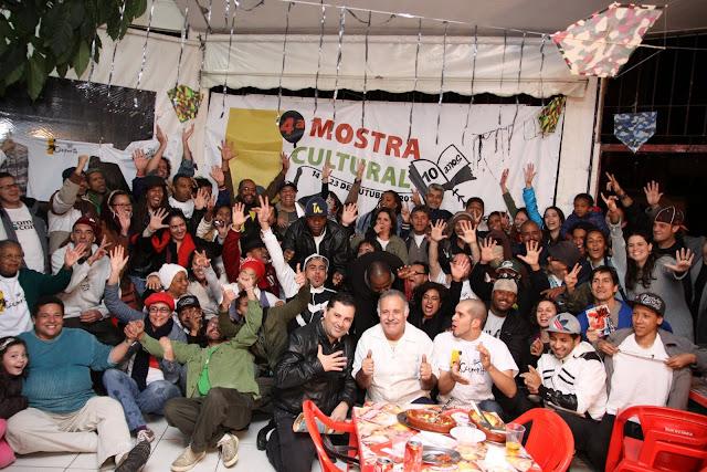Com mais de 40 atividades, Mostra Cultural da Cooperifa desafia perseguição à arte