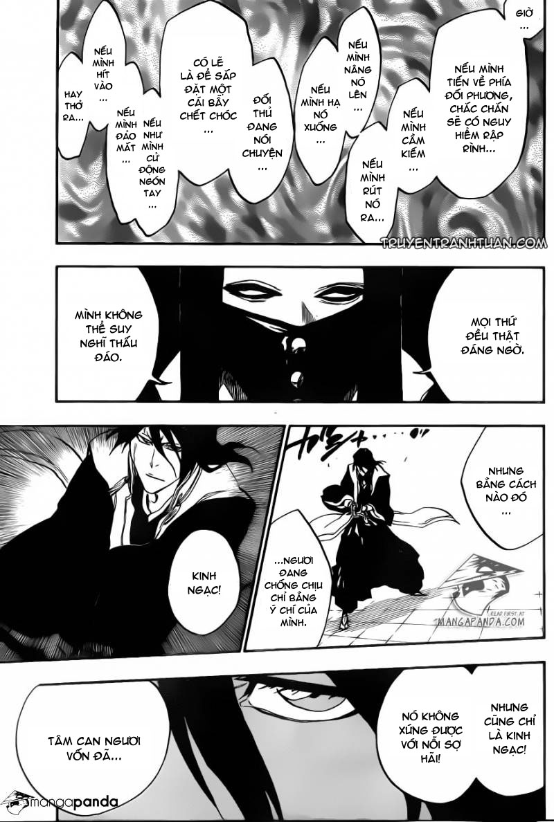 Bleach chapter 501 trang 9