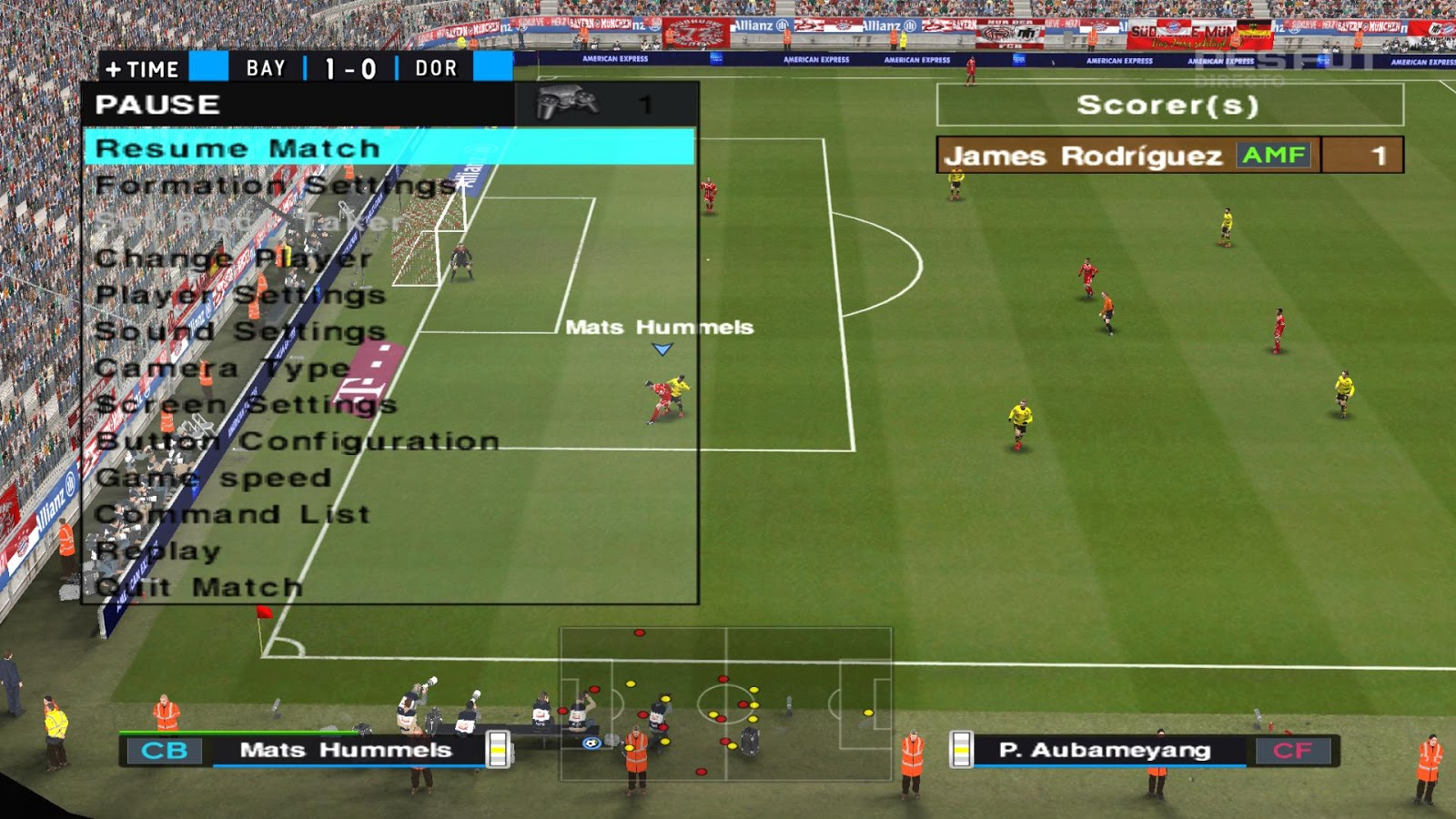 pes6 patch 2018 kitserver
