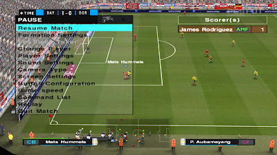 PES 6 PECH Ultimate Patch 2017/2018 Update 13/03/2018 [ English Version ]