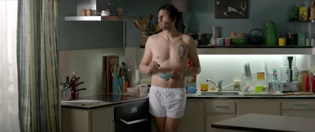 Adrien (Vincent Elbaz) dans Daddy Cool de Maxime Govare (2017)