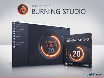 Ashampoo Burning Studio 20 free full version download