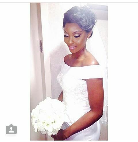 First Pictures From Gbenro Ajibade And Osas Ighodaro's White Wedding In New York