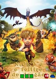 Nicky e o Feitiço do Dragão HDRip