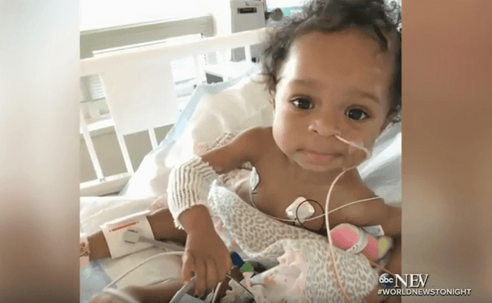 Young Nurse Adopted Abused Baby And Then Found Out The Infant Has A Twin
