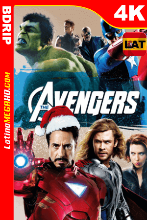 Avengers (2012) Latino Ultra HD 4K BDRIP 2160P ()