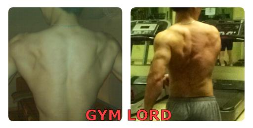 Tập cơ lưng xô