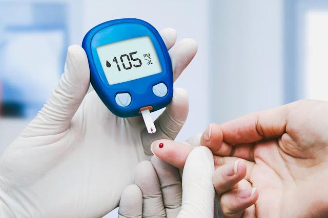 test gula darah